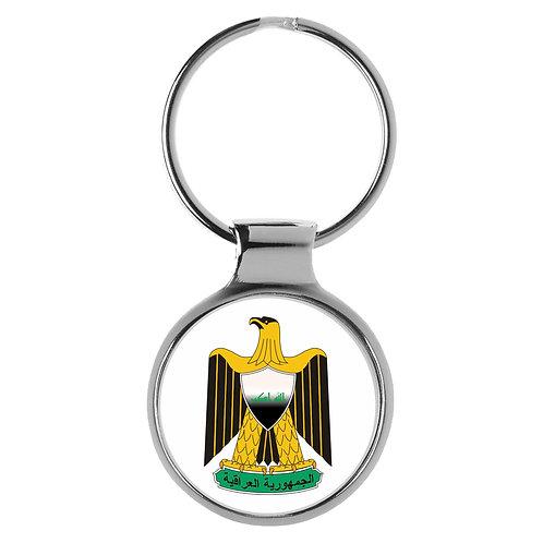 Schlüsselanhänger Kiwistar Irak Wappen A-90278