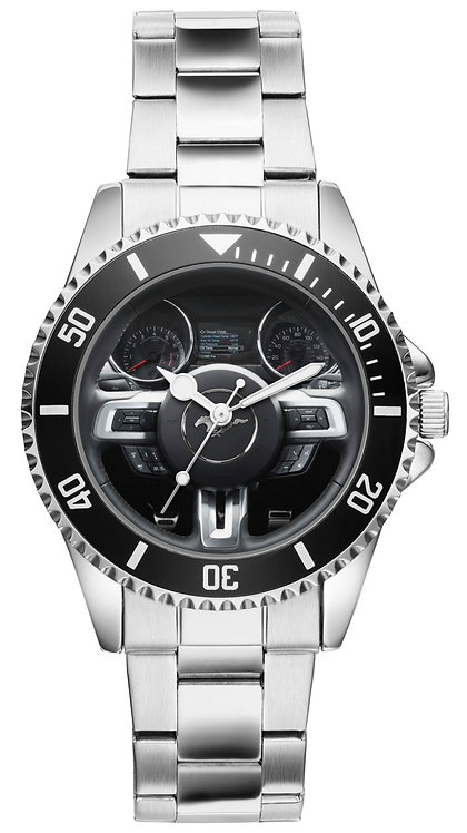 Ford Mustang Tacho Uhr 20592