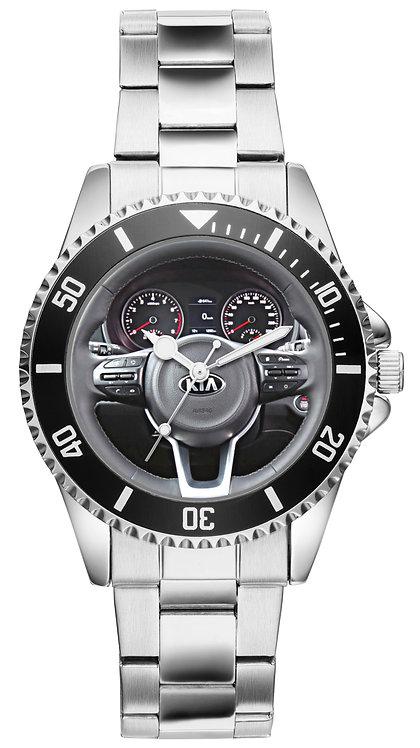 Kia Rio Cockpit Uhr 20988