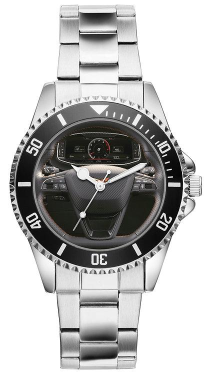 Cupra Ateca Cockpit Uhr 20975