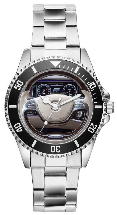 Mercedes S Klasse Cockpit Uhr 10062