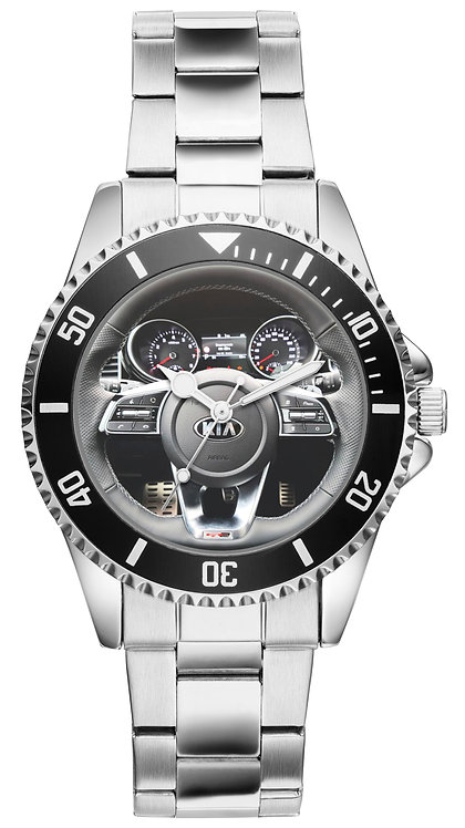 Kia Proceed GT Line Cockpit Uhr 20948