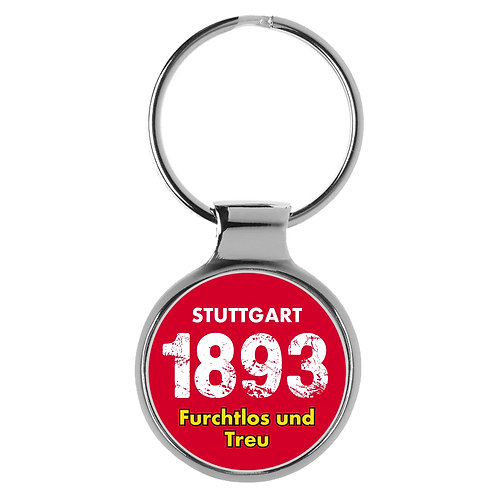 Schlüsselanhänger Stuttgart Fan Artikel Geschenk A-90266