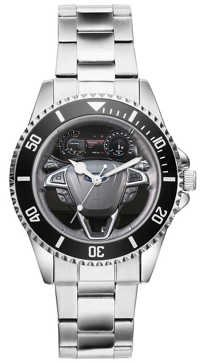 Ford Mondeo Tacho Cockpit Uhr 20869