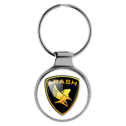Arash 3D Schlüsselanhänger Key Chain Ring A-90068