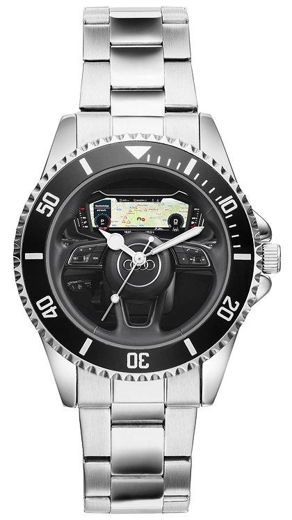 Audi A1 Cockpit Uhr 20977