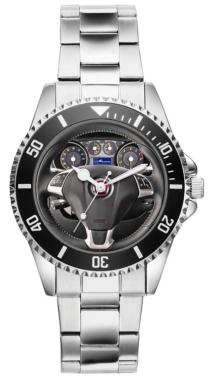 Fiat Punto EVO Cockpit Uhr 21045