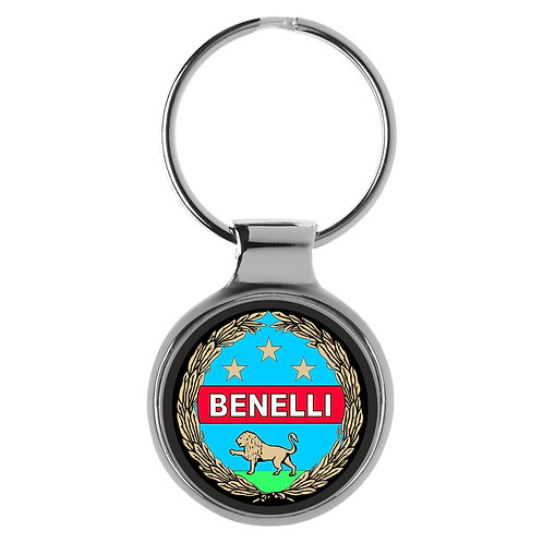 Benelli 3D Schlüsselanhänger Key Chain Ring A-90029