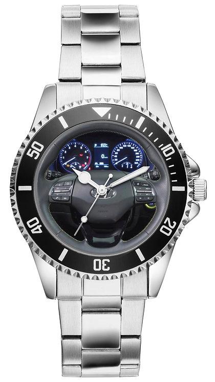 Hyundai Kona Cockpit Uhr 21027