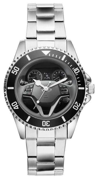 Hyundai Tuscon Cockpit Uhr 10108