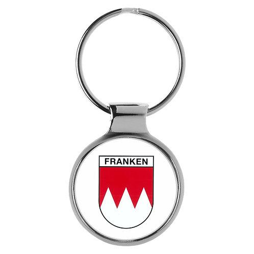 Schlüsselanhänger Franken Wappen A-90284