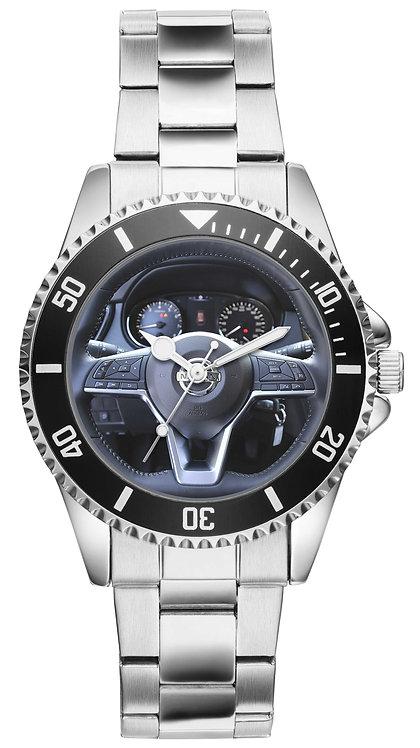 Nissan X-Trail  Cockpit Uhr 20732