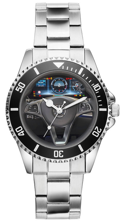 Mercedes E-Klasse Tacho Cockpit Uhr 20849