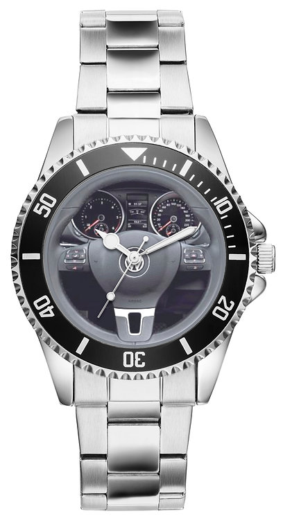 VW Golf 6 Cockpit Uhr 10040