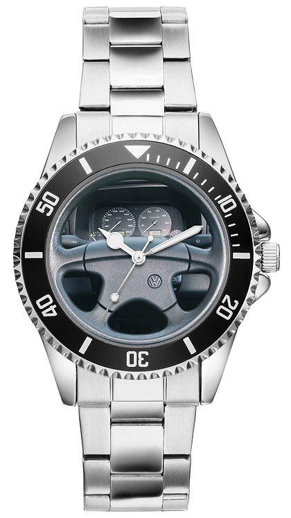 VW Golf III Cockpit Uhr 20945