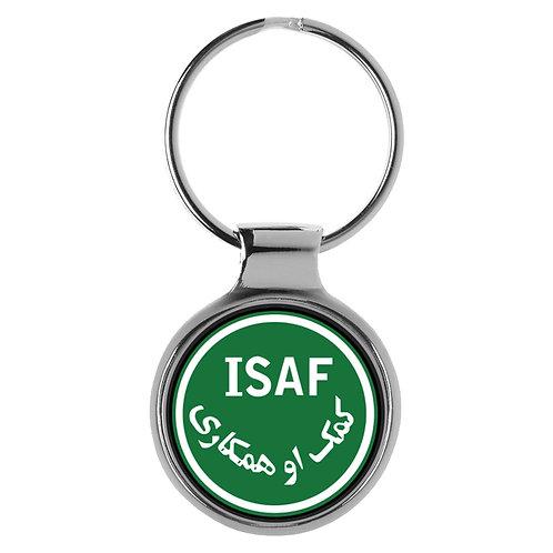 ISAF Kunduz 3D Schlüsselanhänger Key Chain Ring A-90025