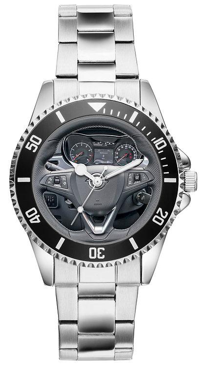 Opel Corsa Cockpit Uhr 21001