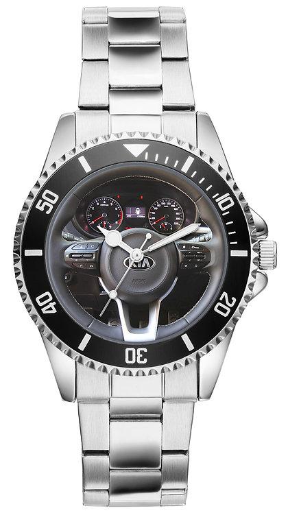 Kia Picanto Cockpit Uhr 21018
