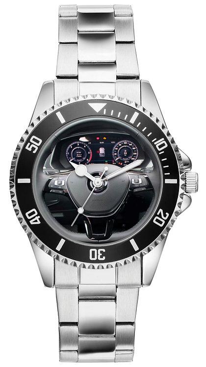 VW Tiguan Tacho Cockpit Uhr 20809