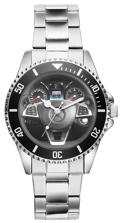Mercedes C Klasse Cockpit Uhr 10034