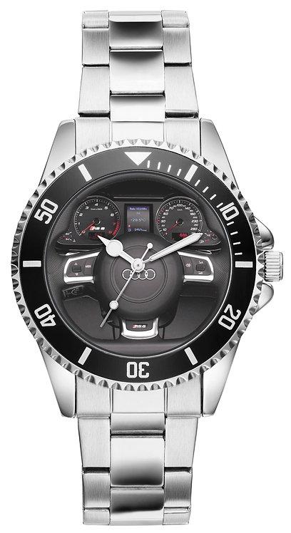 Audi RS 6 Cockpit Uhr 10068