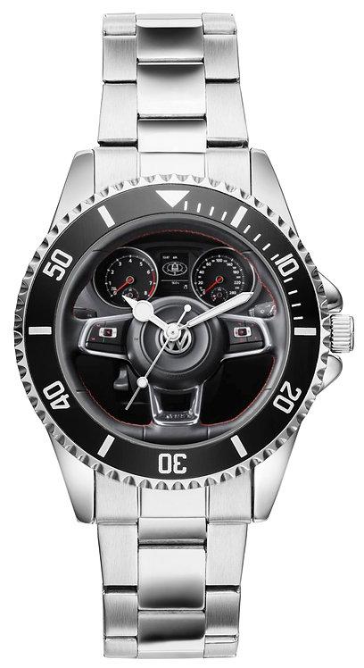 VW Polo Cockpit Uhr 10061