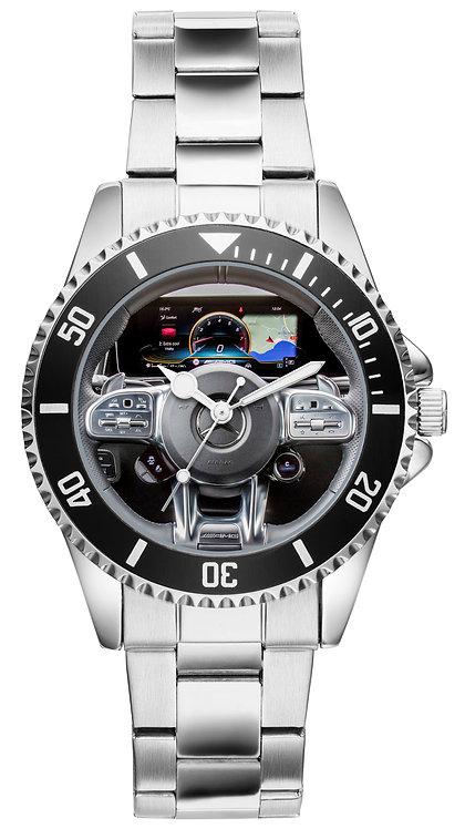 Mercedes GLB AMG Cockpit Uhr 20965