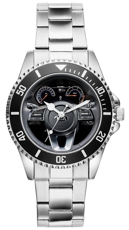 Kia XCeed Cockpit Uhr 20935