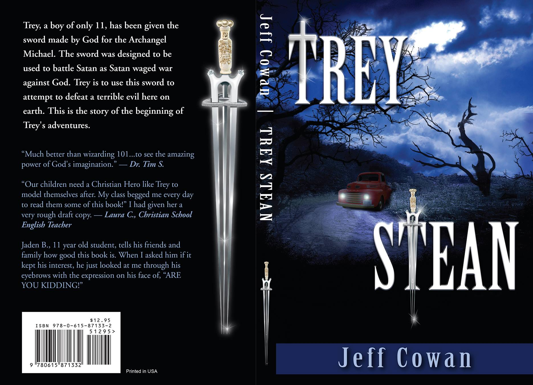 Trey Stean Cover