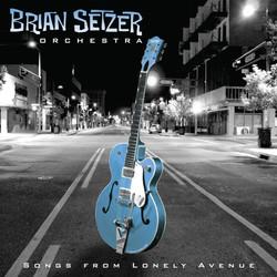 Brian Setzer Album cover concept