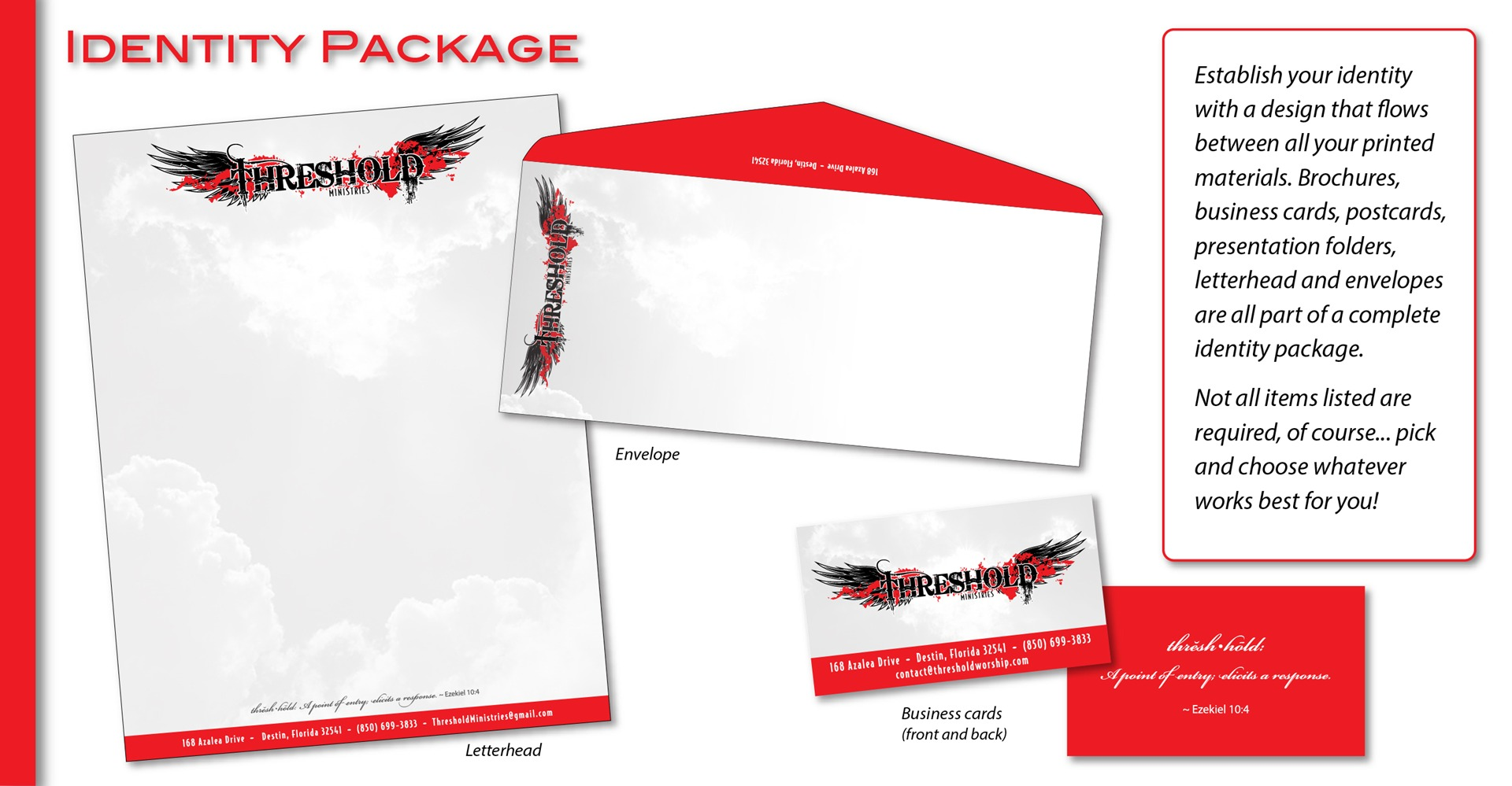 Identity Packages