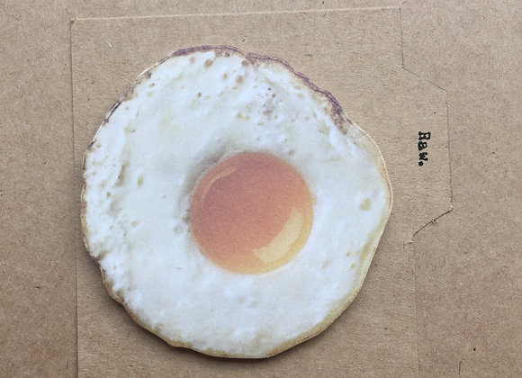 Fried Egg Post It