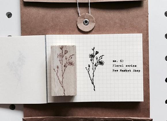 No. 60 Floral Series