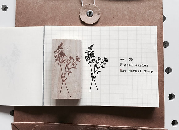 No. 56 Floral Series