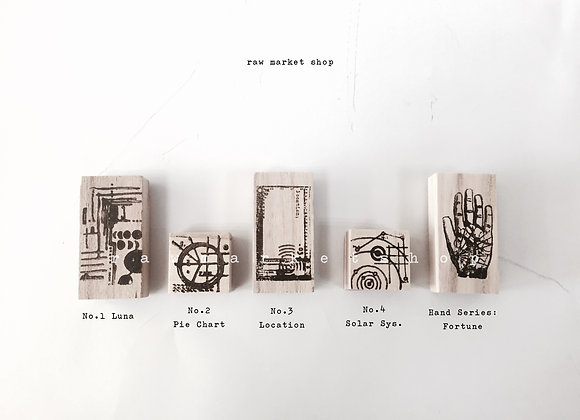 Batch 1 Stamps