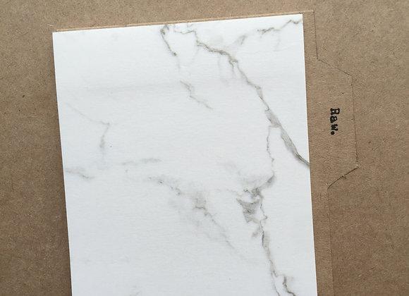 Stone Series : white marble
