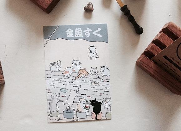 Cat / Fishing