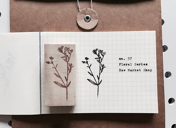 No. 57 Floral Series