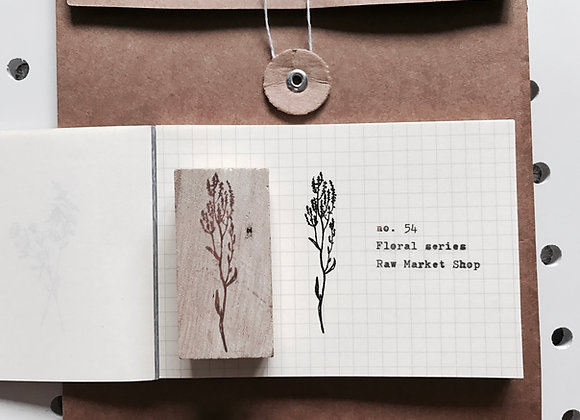 No. 54 Floral Series