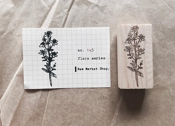 no. 145   Flora Series