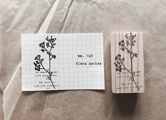no. 149 | Flora Series