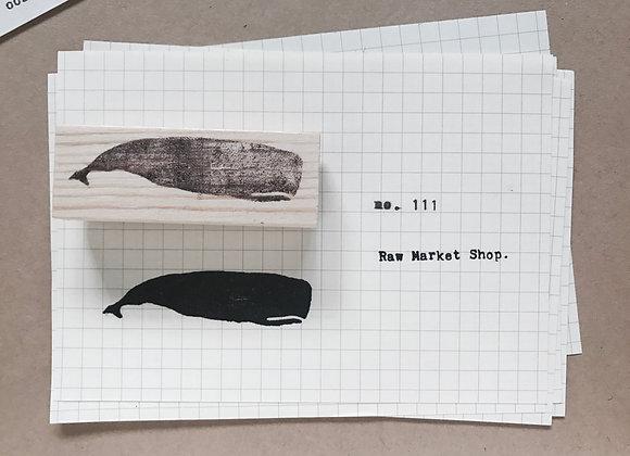 no.111 | Whale