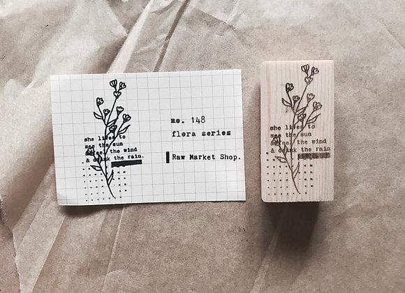 no. 148   Flora Series
