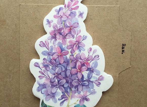 Floral Post It