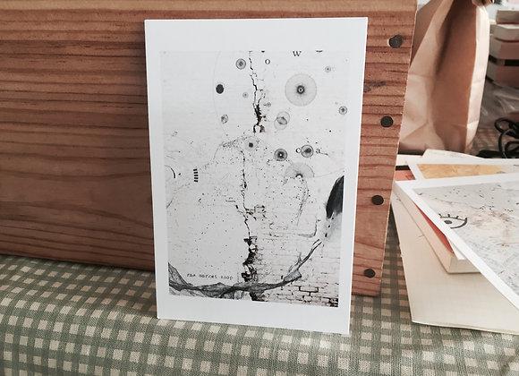 Post Card : Grey