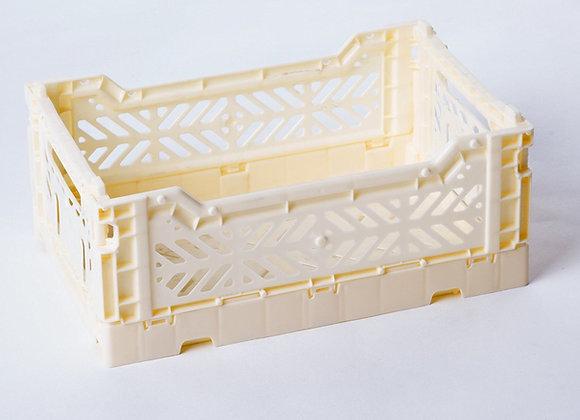 Aykasa Storage: Cream