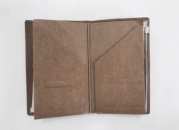 019 Kraft folder : (p)