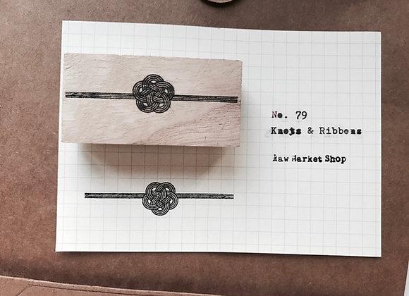 No. 79 Knots & Ribbons
