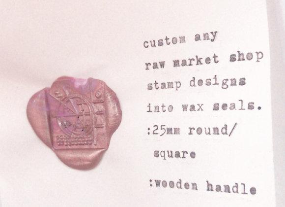 Custom seal : RMS designs
