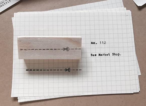 no.112 | Cut Along